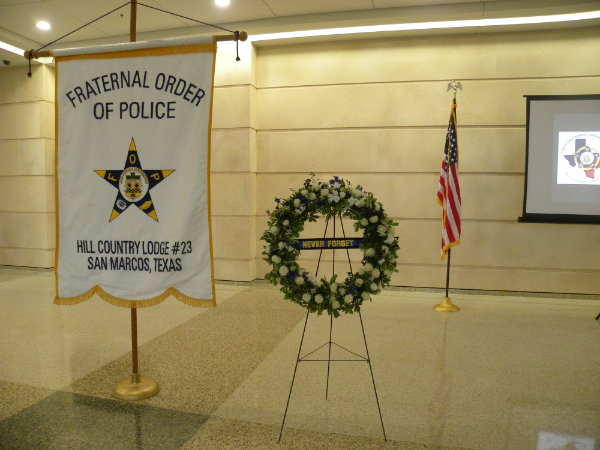 Hill Country Lodge 23 Memorial